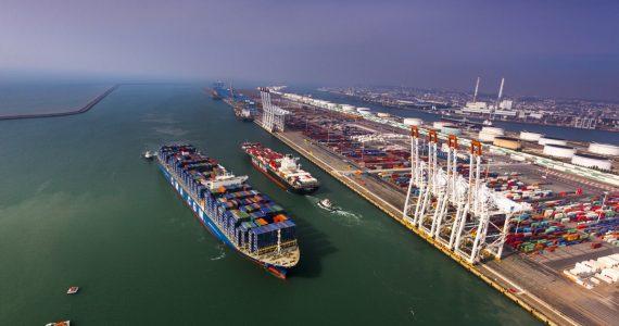 Vincent Rustuel/HAROPA - Port du Havre